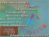 COA Fitness Room