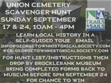 Trails Sails 2016 Union Cemetery