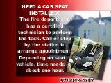 GFD Car seat install